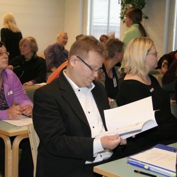 Tietoa osatyökykyisten tuista – myös vammaisjärjestöt auttavat
