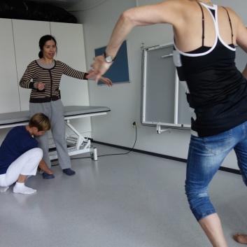 Tanssikuntoutus - uusia tuulia aivovammakuntoutuksessa