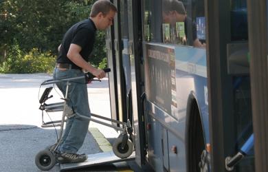 Invalidiliitto antoi lausunnon liikennekaaresta