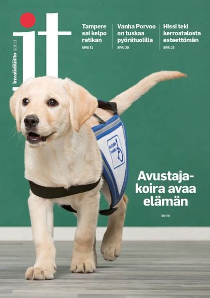 Siirry Invalidiliiton IT-lehden sivulle
