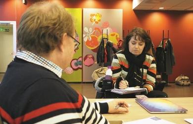 Mentorit tulevat vammaisten yrittäjien tueksi