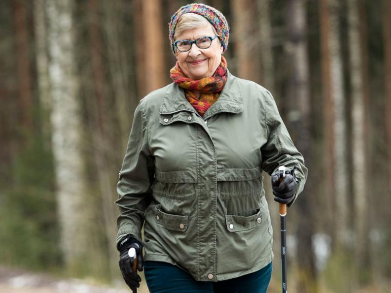 Pirkko Kilpeläinen.