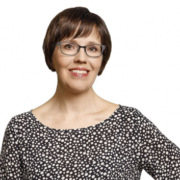 Laura Andersson.