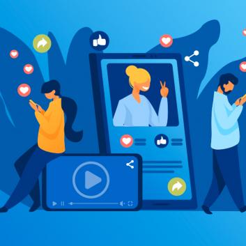 Sosiaalinen media apuna yksinäisyyteen